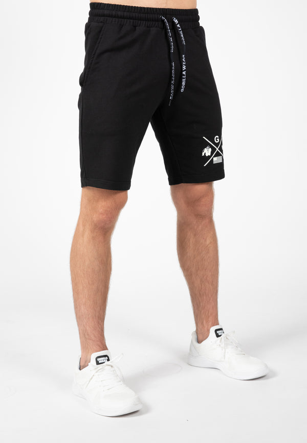 Cisco Shorts - Black/White