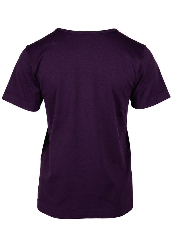 Neiro Seamless T-Shirt - Purple