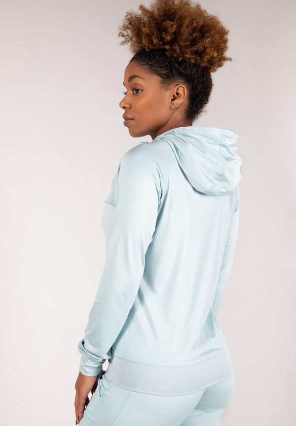 Vici Jacket - Light Blue