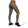 Savannah Biker Tights - Army Green Camo