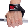 Non-Padded Lifting Straps - Black