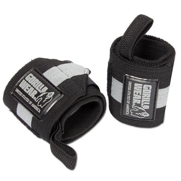 Wrist Wraps Ultra - Black/Gray