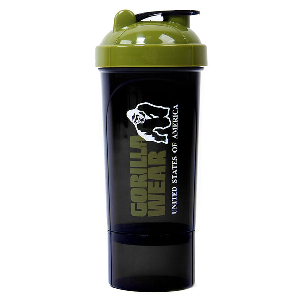 Shaker Compact - Black/Army Green