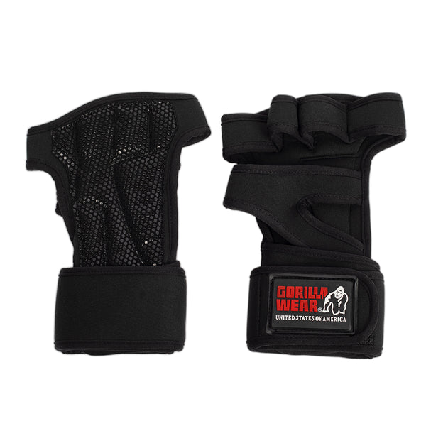 Yuma Weight Lifting Gloves - Black