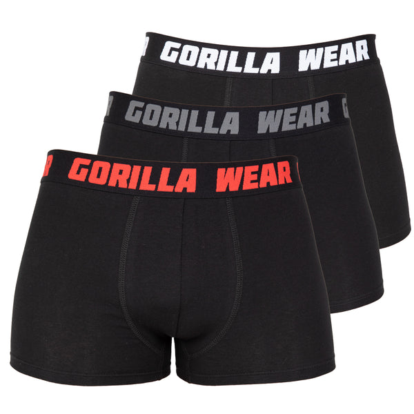 Gorilla Wear Boxer Shorts 3-Pack