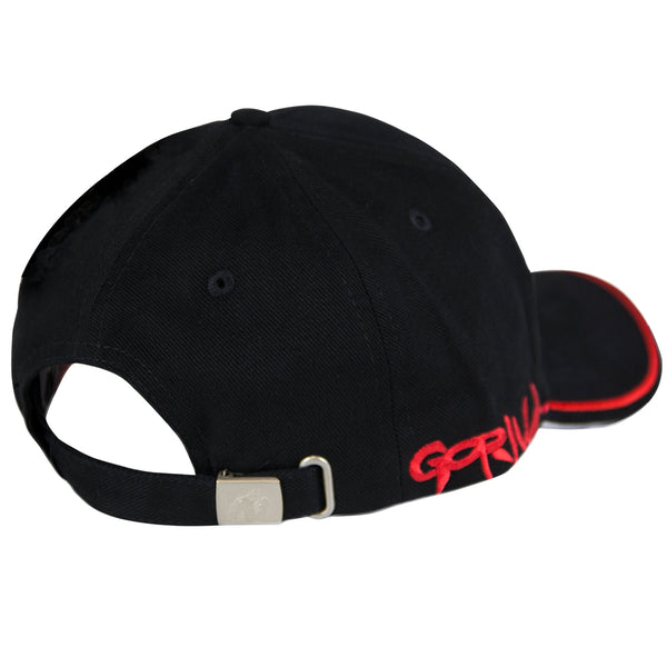 Core Cap Black/Red