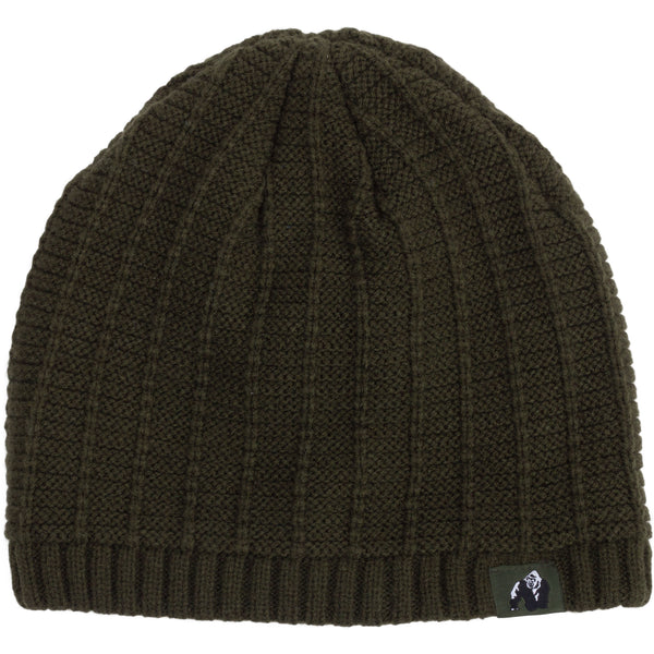 Norman Beanie - Army Green