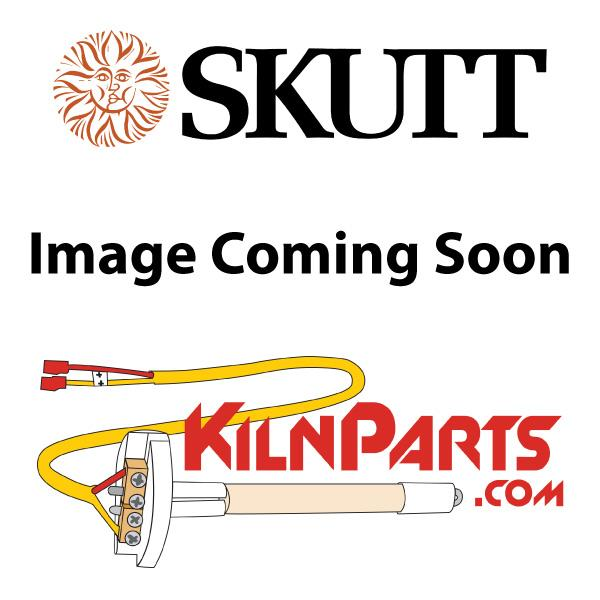 Skutt Type K Thermocouple Replacement – Element Only – 8 Gauge Bent