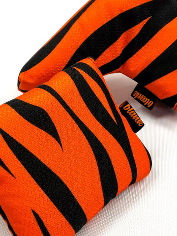 Tiger Print Putter Cover