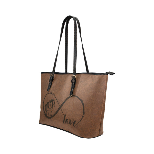 Horse - Leather Tote for Ladies
