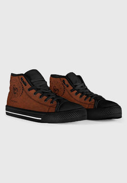 Scorpio - Black High Tops for Men