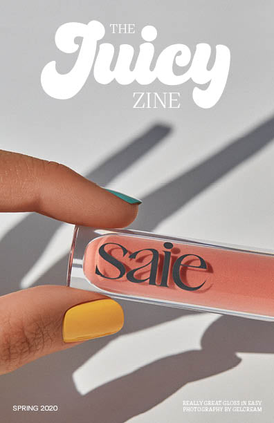 A Gloss So Great We Made a Zine About It!