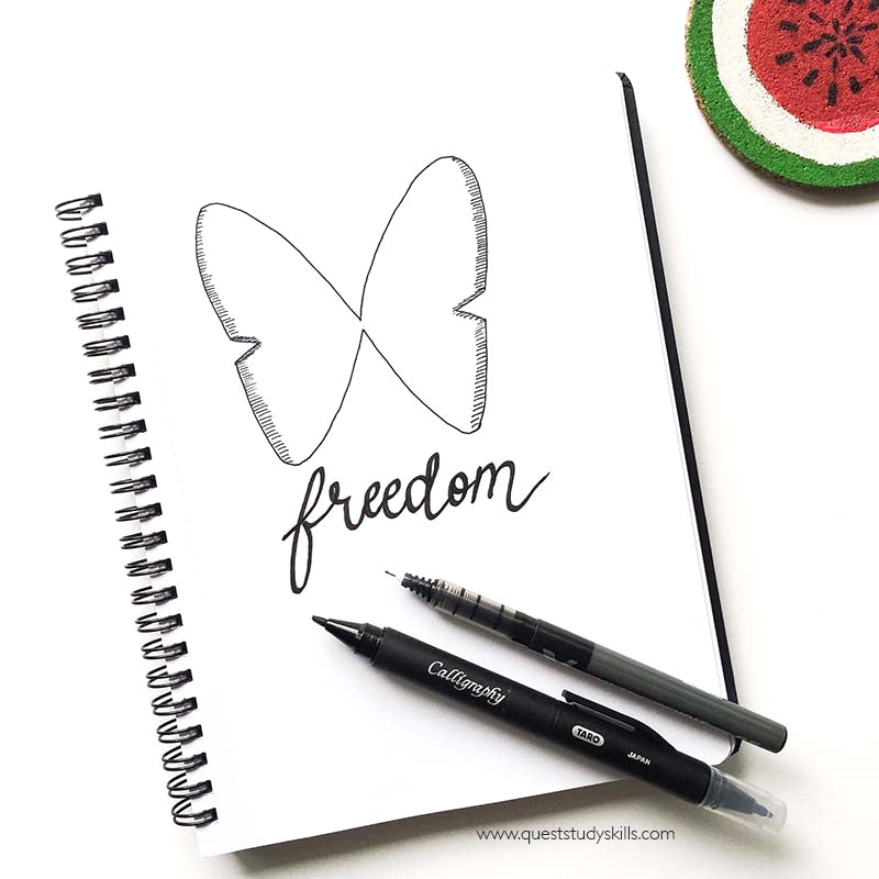Freedom from distractions