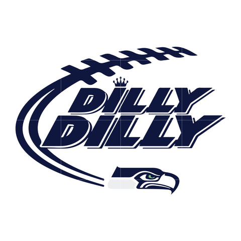 Seahawks dilly dilly svg, seattle seahawks svg, seahawks svg for cut