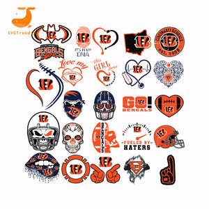 Bengals Svg, NCAA Svg, NFL Svg, Baseball Svg logo,ncaa svg,png,dxf,ncaa logo svg, png, dxf,football university svg,png