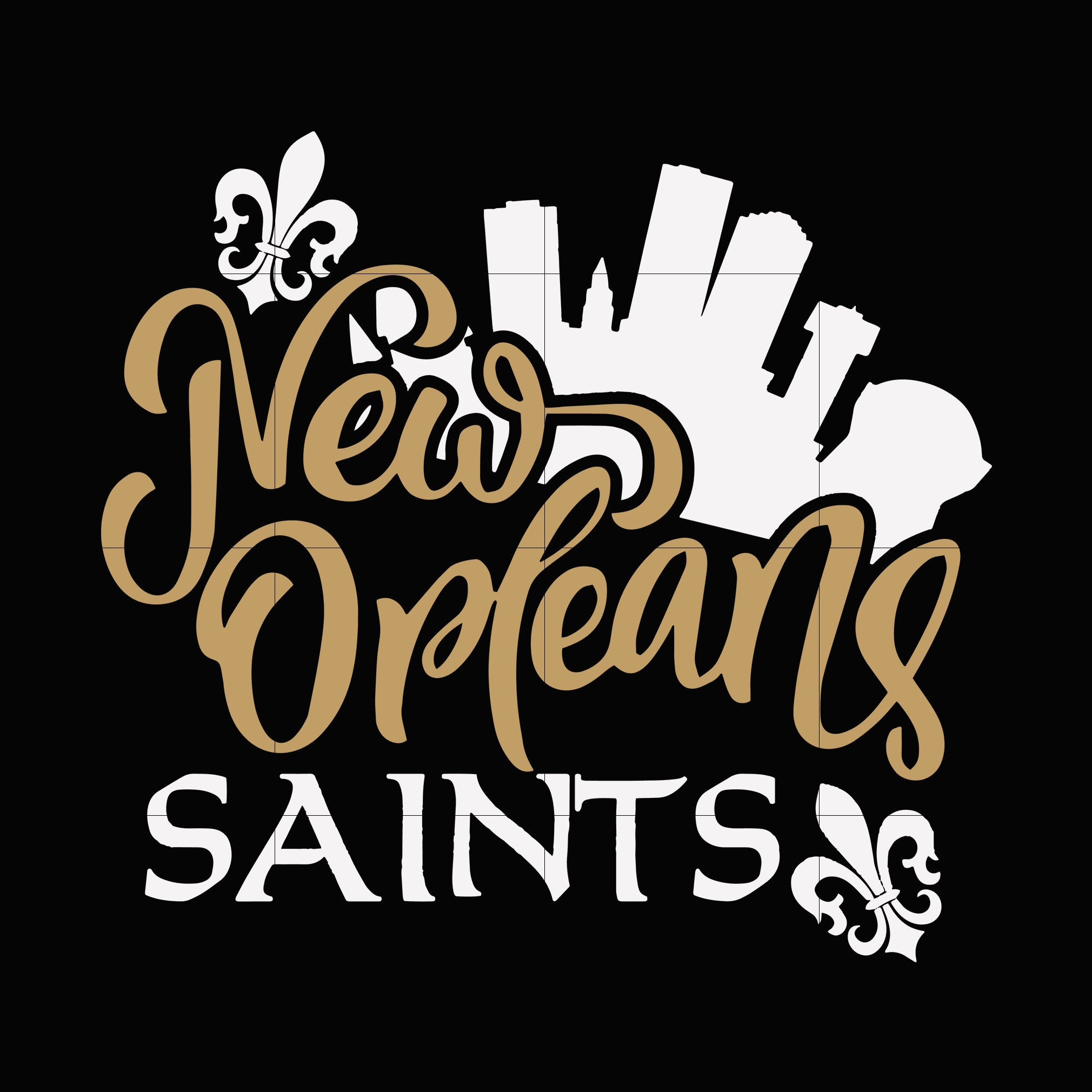 New orleans saints svg, new orleans saints svg, svg for cut