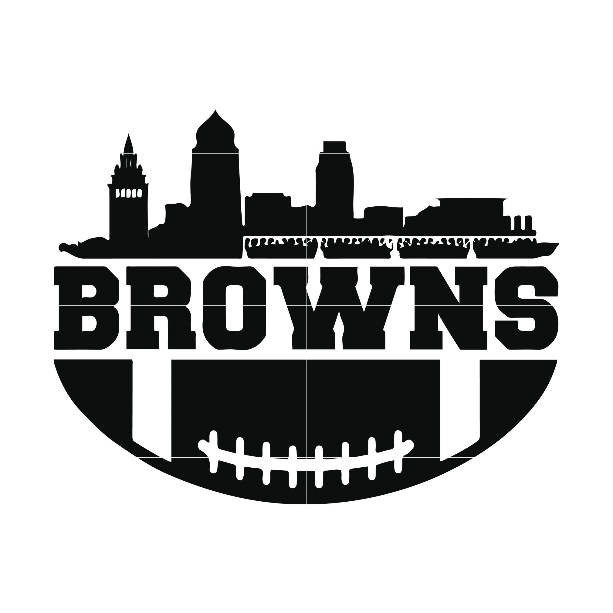 Cleveland Browns svg, browns svg for cut