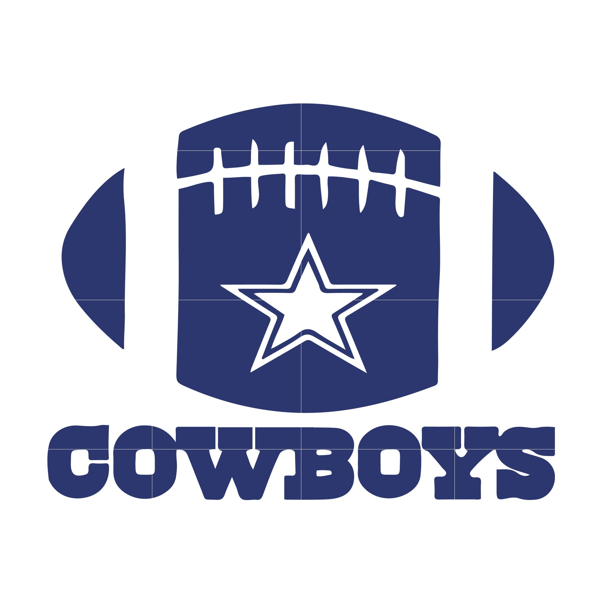 Cowboys ball svg, dallas cowboys svg, cowboys svg for cut