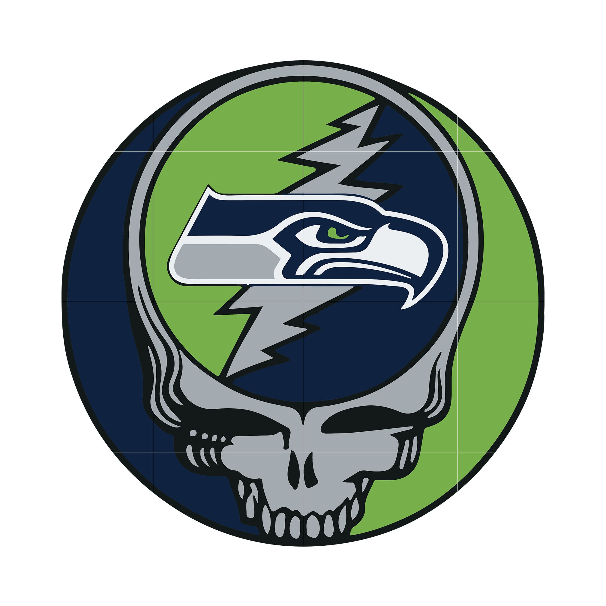 Seahawks skull svg, seattle seahawks svg, seahawks svg for cut