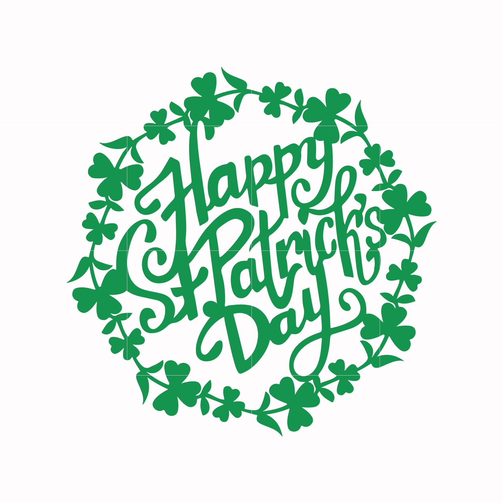 Happy st patrick day, shamrock svg, st patrick day svg, leprechaun svg, patrick svg, leprechaun svg, dxf, eps, png digital file