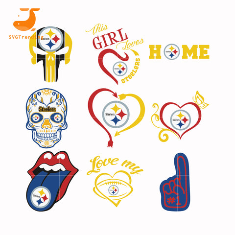 Steelers Svg, NCAA Svg, NFL Svg, Baseball Svg logo,ncaa svg,png,dxf,ncaa logo svg, png, dxf,football university svg,pngc