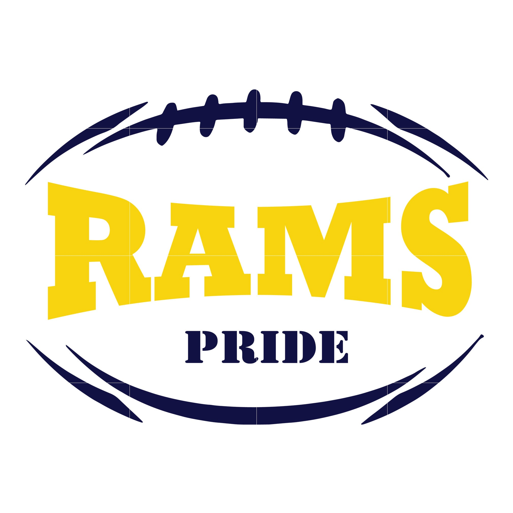 Rams pride svg, rams svg, rams svg for cut