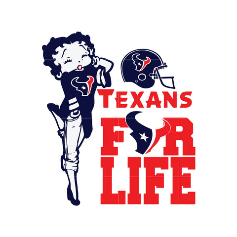 Texans for life svg, texans svg for cut