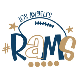 Los angeles rams svg, rams svg for cut