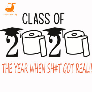 Download Class Of 2020 Toilet Paper Svg Background