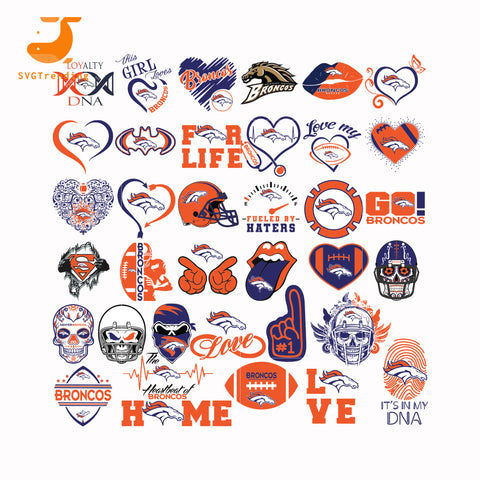 Denver Broncos Svg, NCAA Svg, NFL Svg, Baseball Svg logo,ncaa svg,png,dxf,ncaa logo svg, png, dxf,football university svg,png