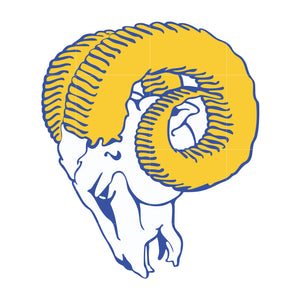 Rams logo svg, rams svg, rams svg for cut
