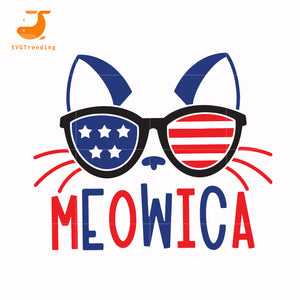 Meowica svg, png, dxf, eps, digital file