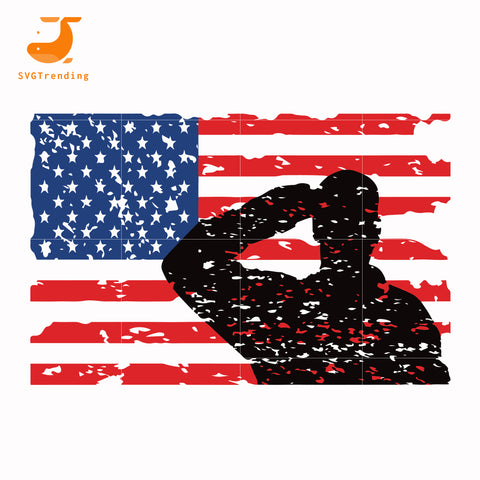 Veteran american svg, png, dxf, eps, digital file