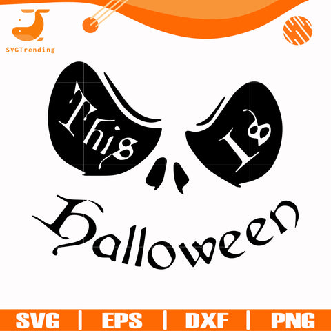 This is Halloween svg, halloween svg, png, dxf, eps digital file HWL22072030