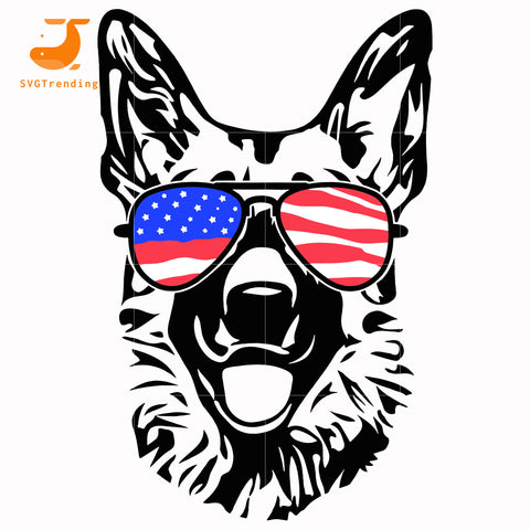 Becgie america svg, png, dxf, eps, digital file JULY0063