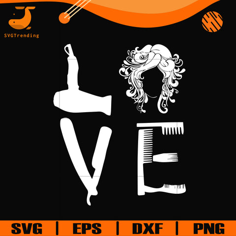 Love svg, png, dxf, eps digital file OTH0064
