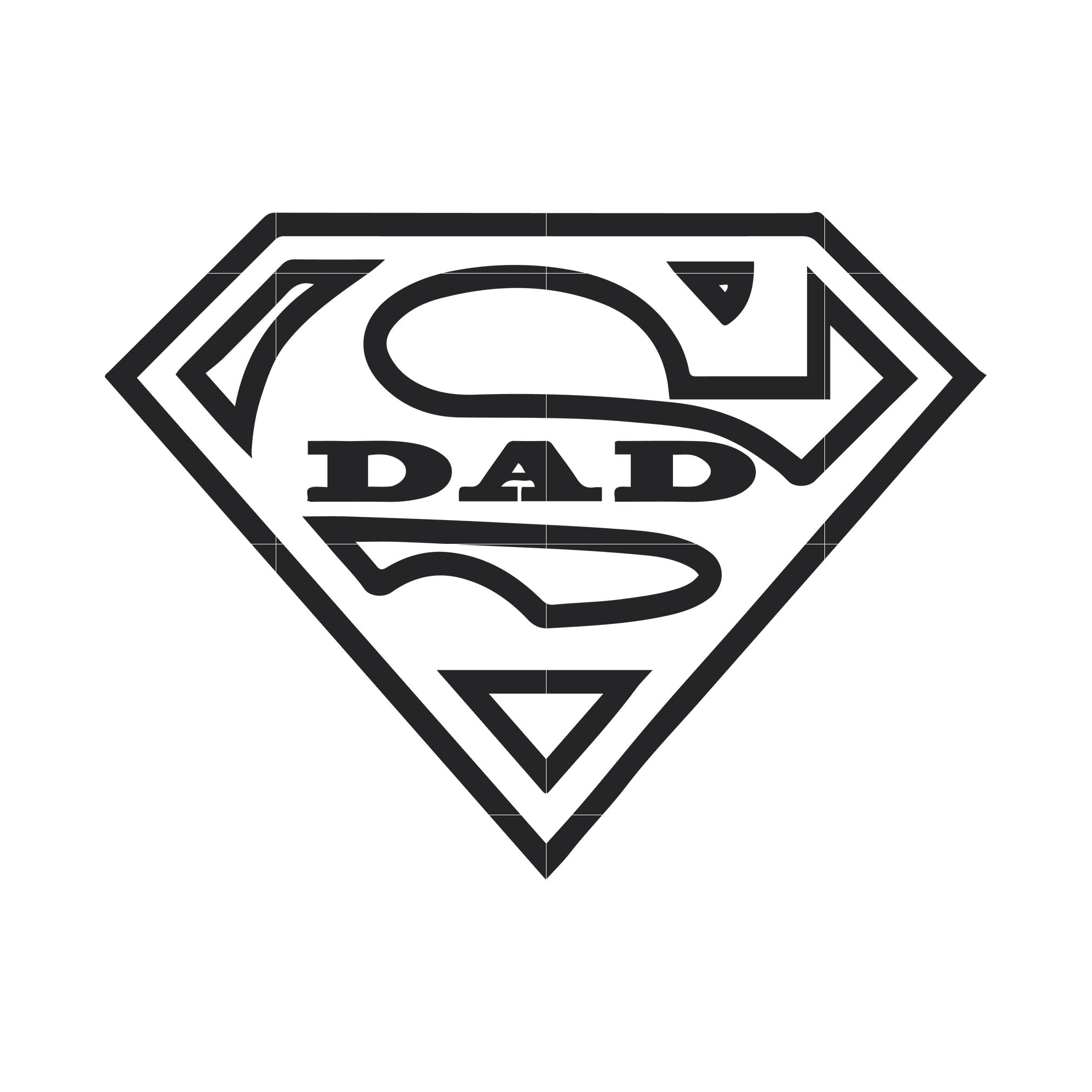 Dad  svg ,dxf,eps,png digital file