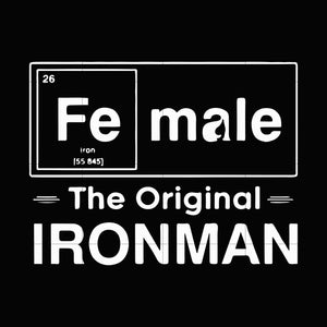 Female the original ironman svg ,dxf,eps,png digital file