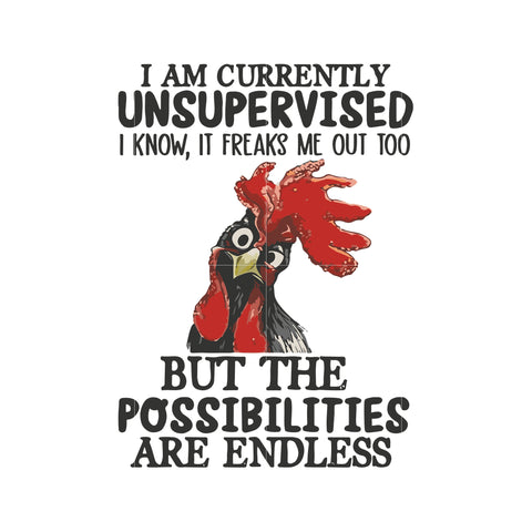 I am currently unsupervised i know it freaks me out too but the possibilities are endless svg,dxf,eps,png digital file