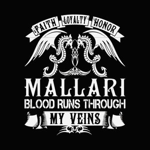 Faith loyalty honor mallari blood runs through my veins svg ,dxf,eps,png digital file