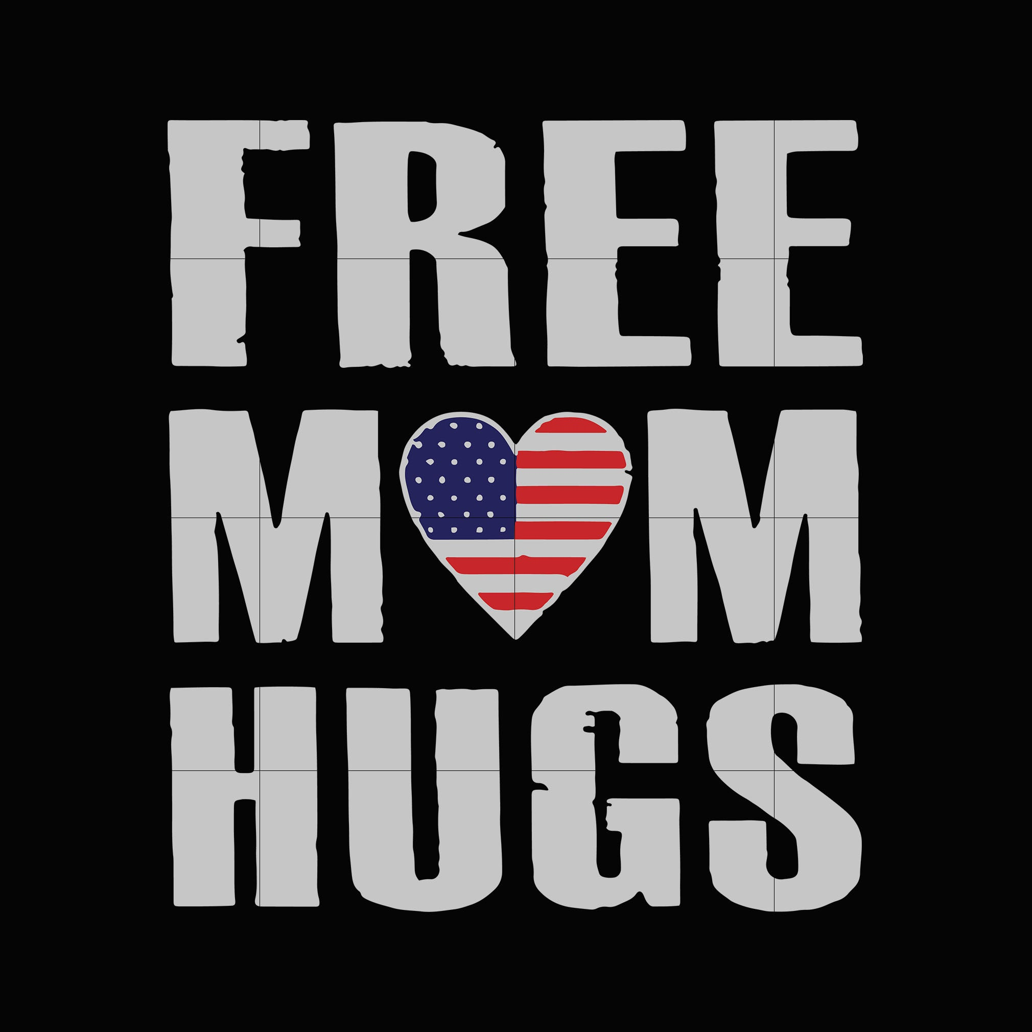 Free mom hugs svg,dxf,eps,png digital file