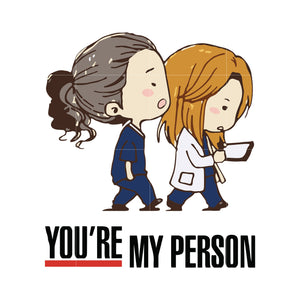 You're my person svg,dxf,eps,png digital file