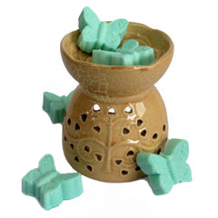 Honey Tree of Life Oil Burner - Scented Guru