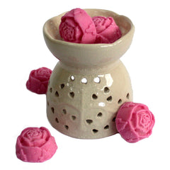 Ivory Tree of Life Oil Burner - Scented Guru