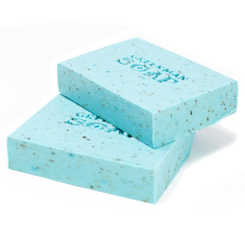 Morning Fresh Greenman Soap Bar - Scented Guru