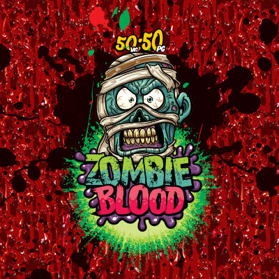 Zombie Blood 50ml E-Juice 50-50 (VG/PG)