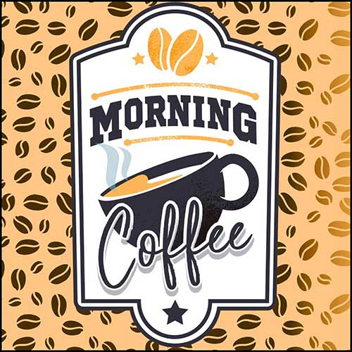 Morning Coffee 50ml E-Juice (80VG/20PG)