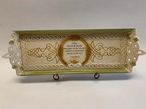 Celtic Tray w/Stand