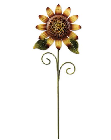 Sunflower stake