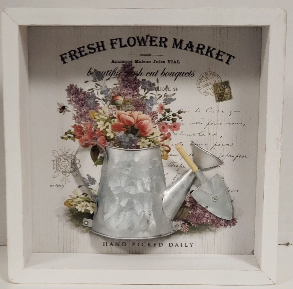Fresh Flower Sign